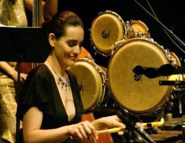 "Lisette: ""#NotAFemalePercussionist"""